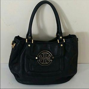 Tory Burch Black Hobo Bag